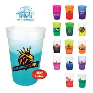 17 Oz. Mood Stadium Cup (Full Color Digital)