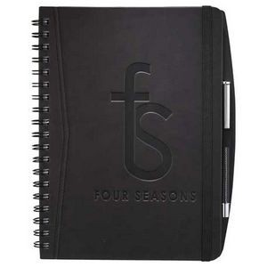 Pedova� Large Wire Bound Spiral JournalBook�